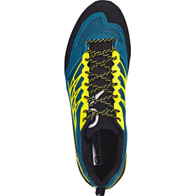 Scarpa Epic Lite OD Shoes Herren lake blue/spring green